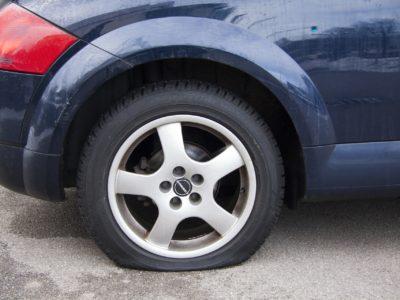 flat tire air pump slime