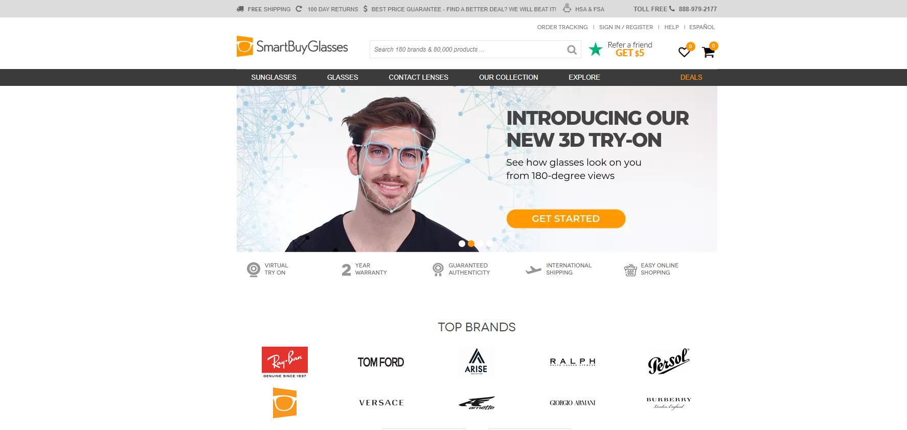 Smartbuyglasses.com review