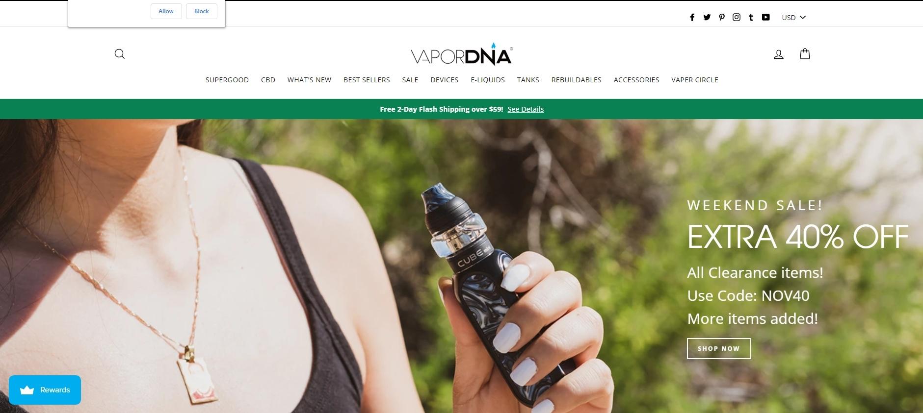 VaporDNA.com Review