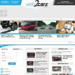 web2carz business and website review